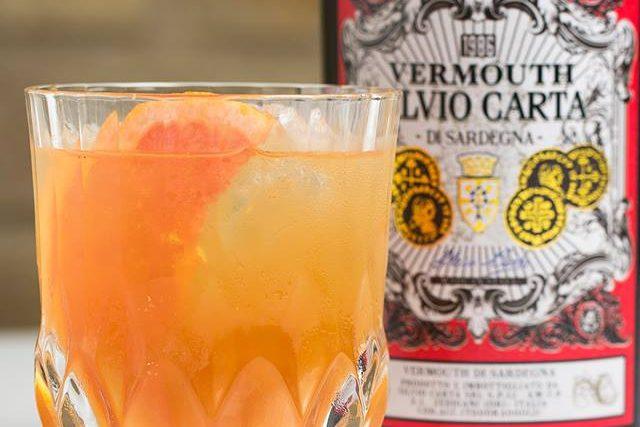 Bubble Vermouth Rosso