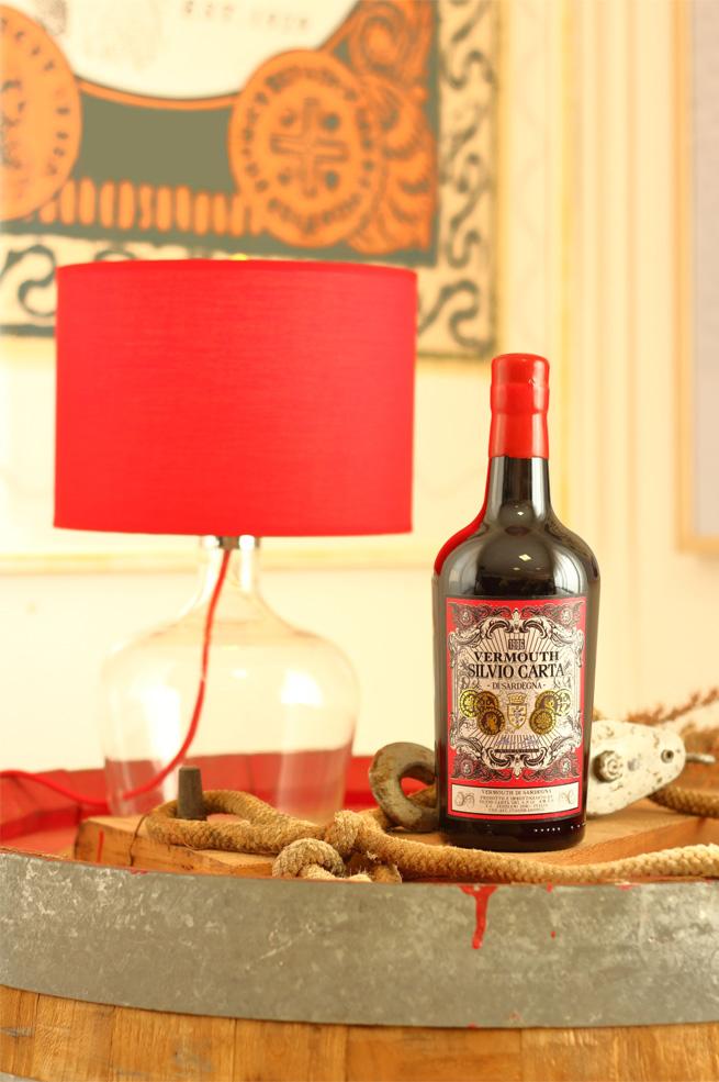 Silvio Carta Vermouth Rosso