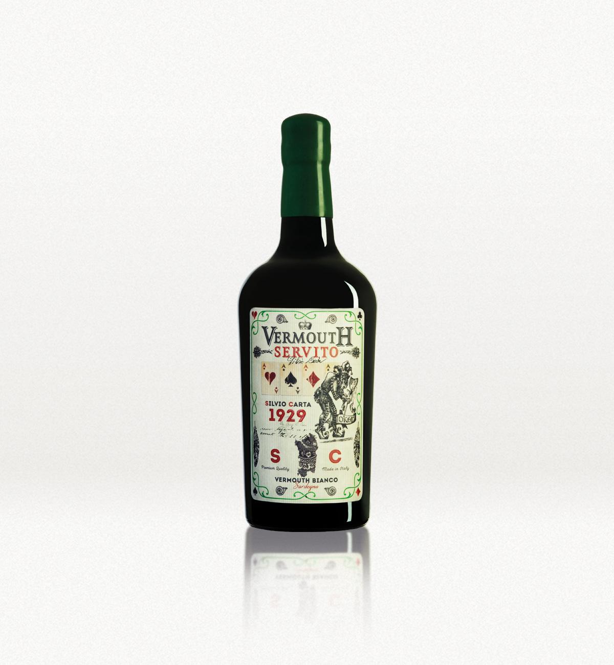 Silvio Carta Vermouth Servito